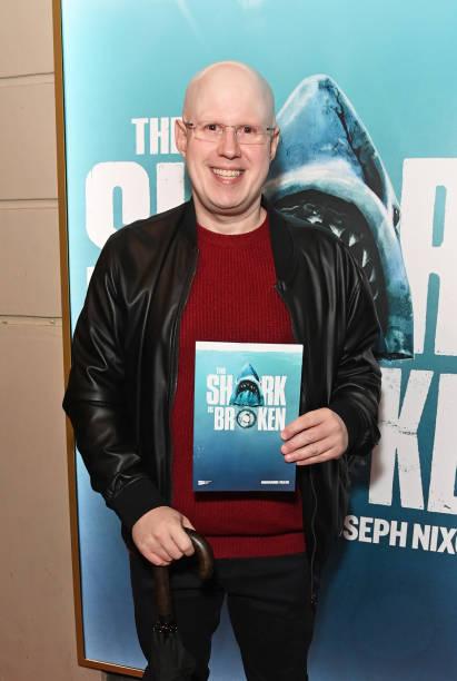 """GBR: """"The Shark Is Broken"""" - Press Night - VIP Arrivals"""