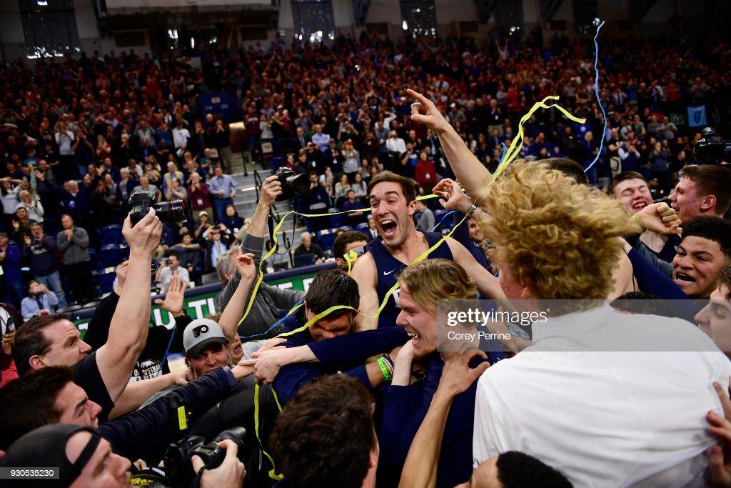Ivy League Basketball Tournament - Championship : News Photo