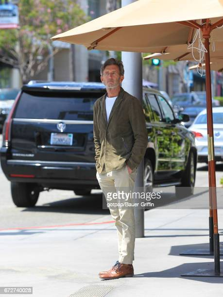 Matt McCoy is seen on April 24 2017 in Los Angeles California