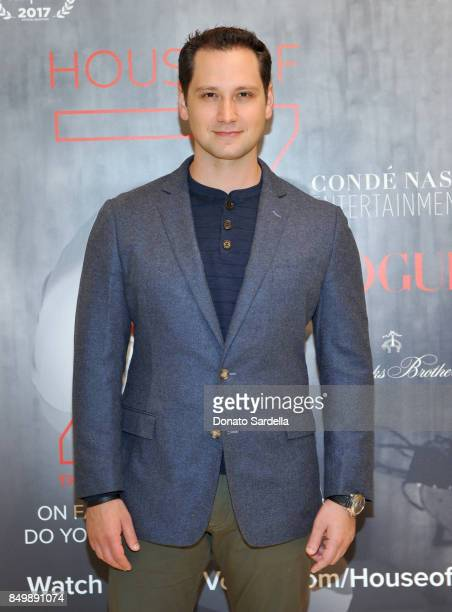 Matt McGorry at Brooks Brothers and Vogue with Lisa Love And Zac Posen Host A Special Screening Event For 'House of Z' The Zac Posen Documentary on...