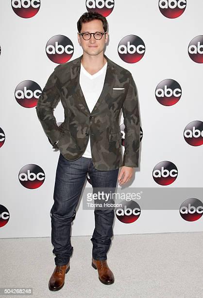 Matt McGorry attends the Disney/ABC 2016 Winter TCA Tour at Langham Hotel on January 9 2016 in Pasadena California