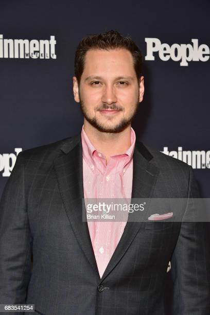Matt McGorry attends the Entertainment Weekly People New York Upfronts at 849 6th Ave on May 15 2017 in New York City