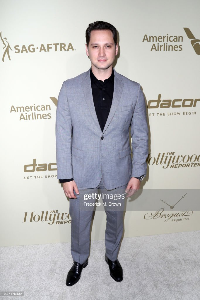 Matt McGorry attends The Hollywood Reporter and SAG-AFTRA Inaugural Emmy Nominees Night presented by American Airlines, Breguet, and Dacor at the Waldorf Astoria Beverly Hills on September 14, 2017 in Beverly Hills, California.