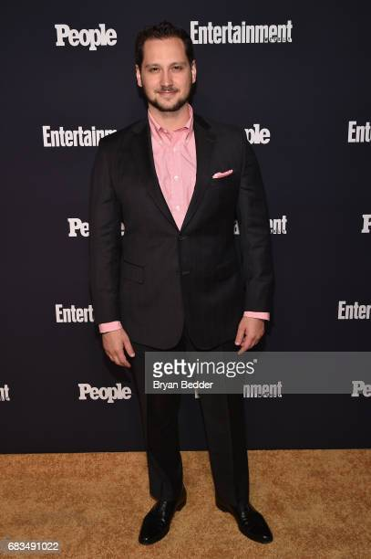 Matt McGorry of How To Get Away With Murder attends the Entertainment Weekly and PEOPLE Upfronts party presented by Netflix and Terra Chips at Second...