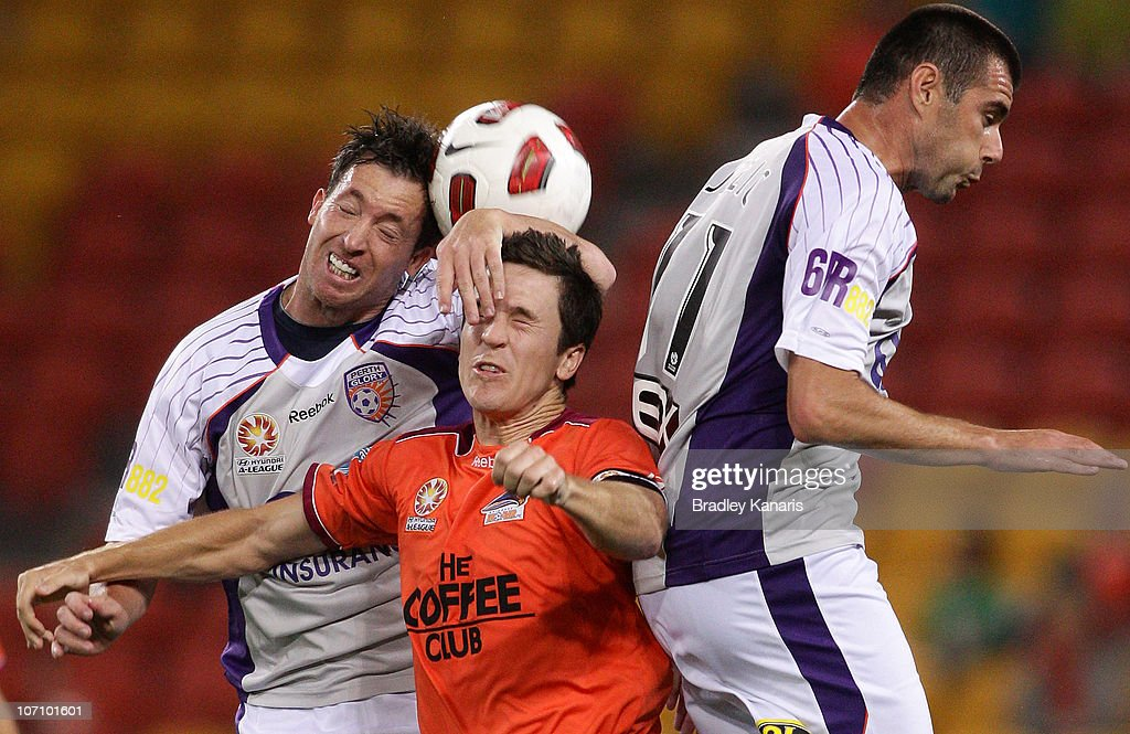A-League Rd 17 - Roar v Glory