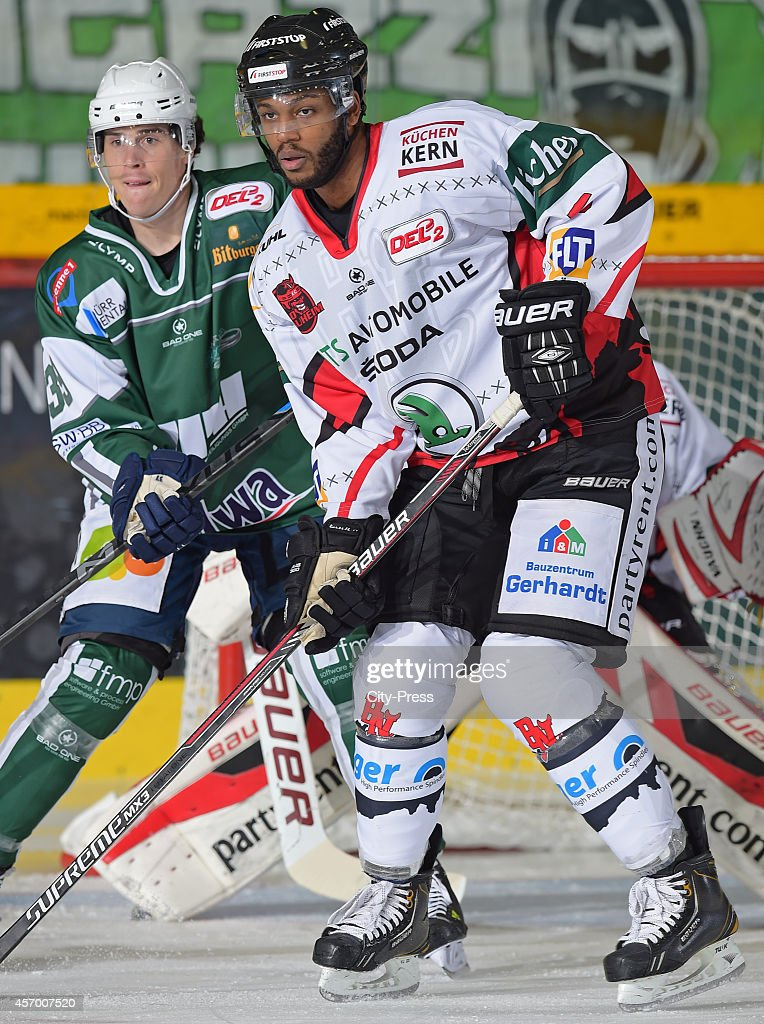 Bad Bietigheim bietigheim steelers v ec bad nauheim deutsche eishockey liga 2