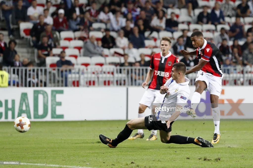 "UEFA Europa League""OGC Nice v Vitesse"" : News Photo"