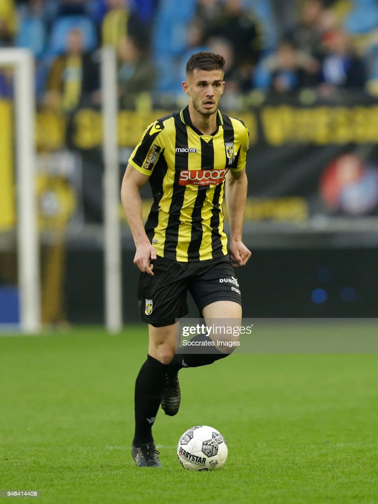 Vitesse v Sparta - Dutch Eredivisie : News Photo