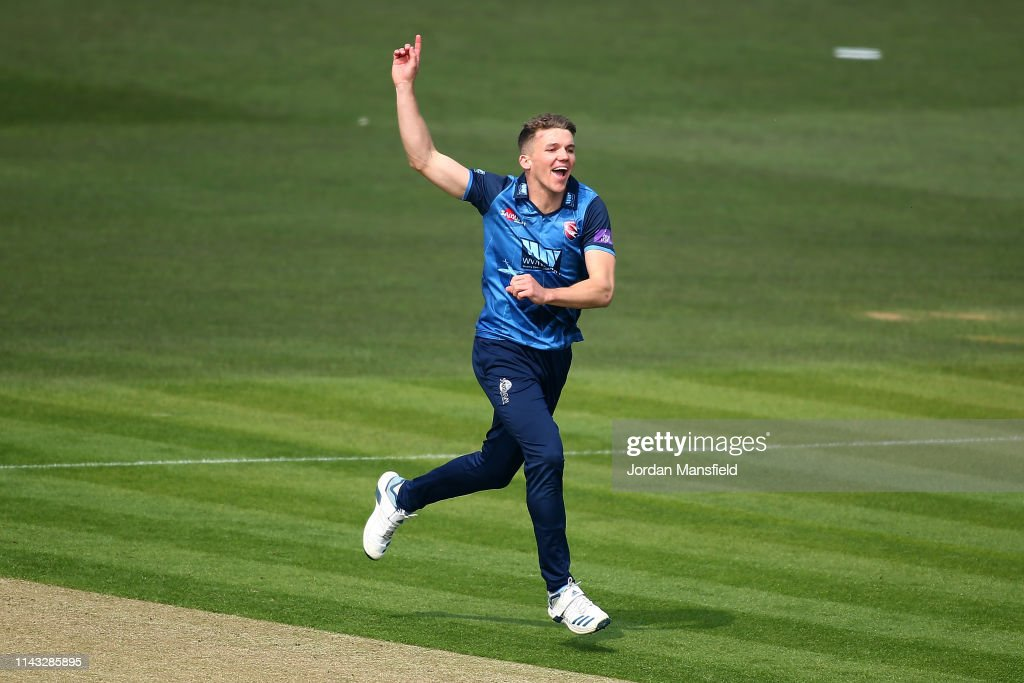 GBR: Kent v Hampshire - Royal London One Day Cup