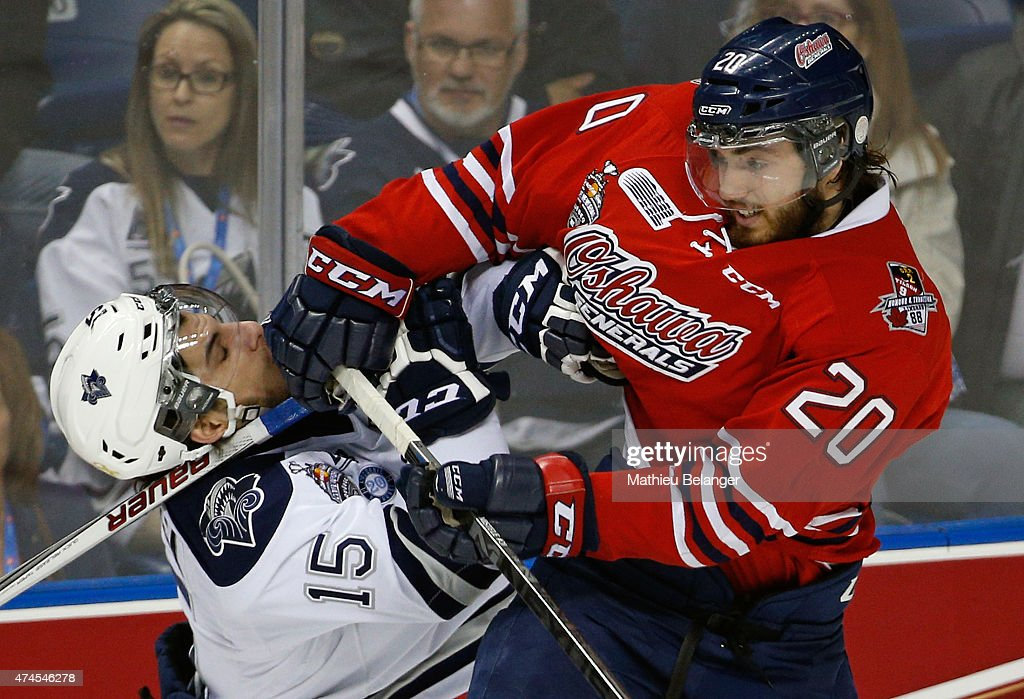 2015 Memorial Cup - Game Two : News Photo