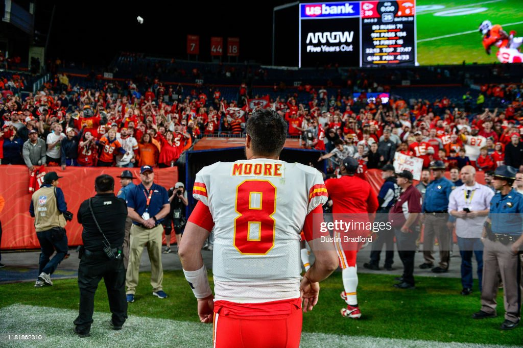 Kansas City Chiefs v Denver Broncos : News Photo