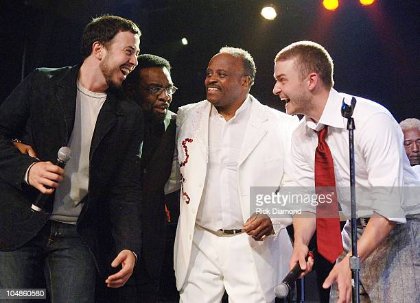 Matt Morris Justin Timberlake Soul Children and William Bell