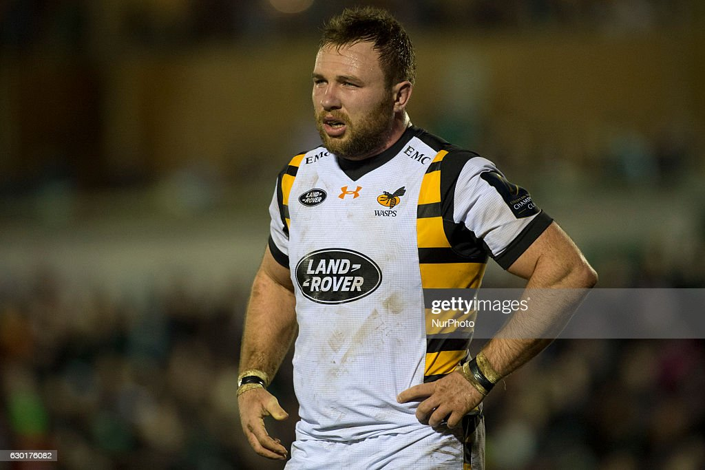 Connacht Rugby v Wasps - European Rugby Champions Cup : News Photo