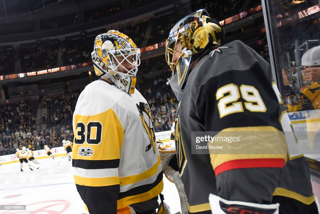 Pittsburgh Penguins v Vegas Golden Knights