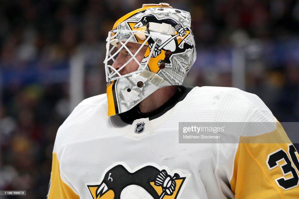 Pittsburgh Penguins v Colorado Avalanche : News Photo