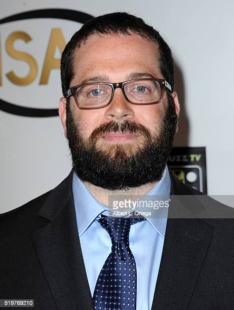 Matt Newcomb at the 7th Annual Indie Series Awards held at El Portal Theatre on April 6 2016 in North Hollywood California