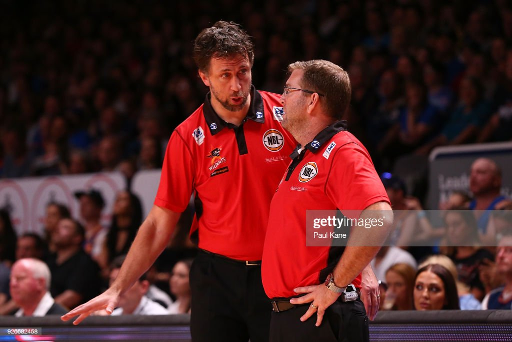 NBL Semi Final - Adelaide v Perth: Game 1