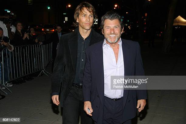 Matt Nye and Jann Wenner attend VANITY FAIR Tribeca Film Festival Party hosted by GRAYDON CARTER and ROBERT DE NIRO at The State Supreme Courthouse...