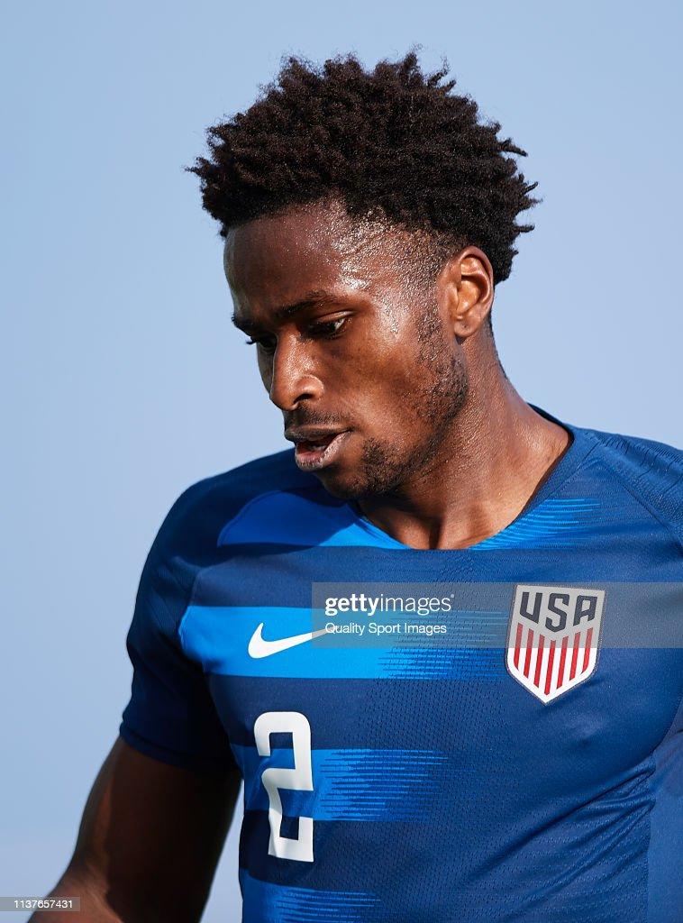 ESP: United States of America U23 v Egypt U23 - International Friendly