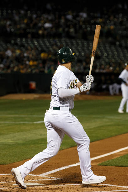 CA: Kansas City Royals v Oakland Athletics