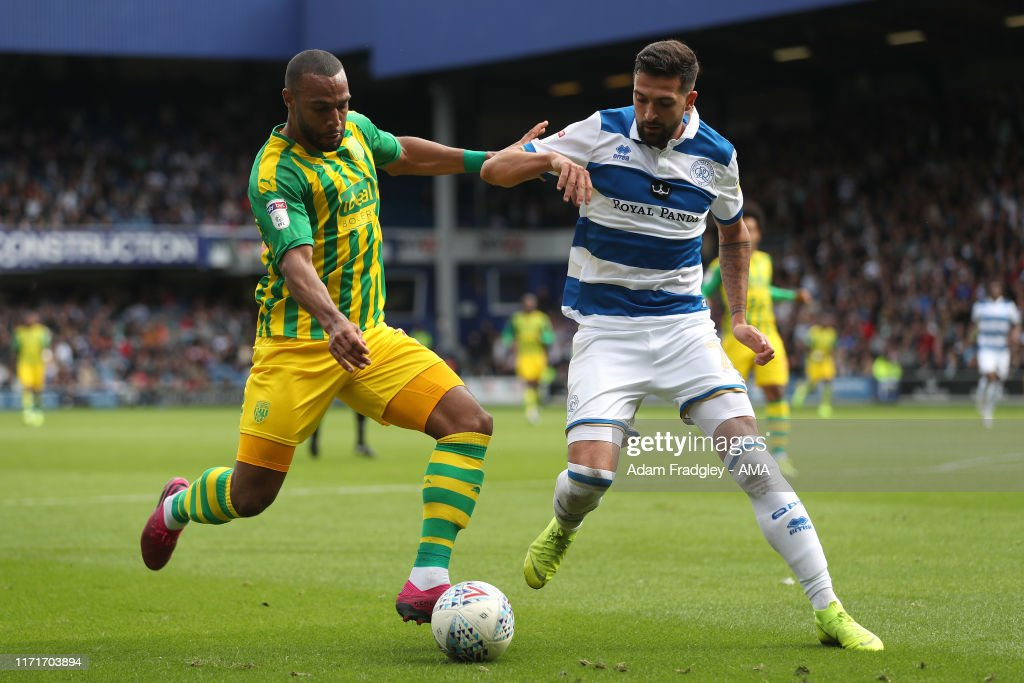 Queens Park Rangers v West Bromwich Albion - Sky Bet Championship : News Photo