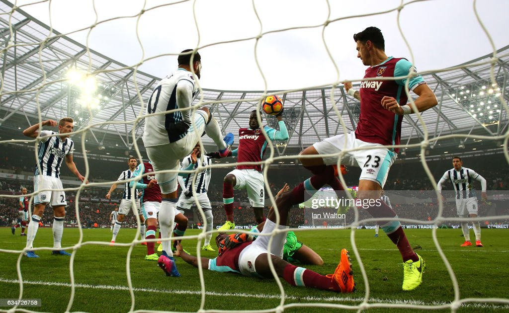 West Ham United v West Bromwich Albion - Premier League