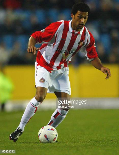 Matt Piper of Sunderland during the Nationwide Division One match between Wimbledon and Sunderland at National Hockey Stadium on April 6 2004 in...