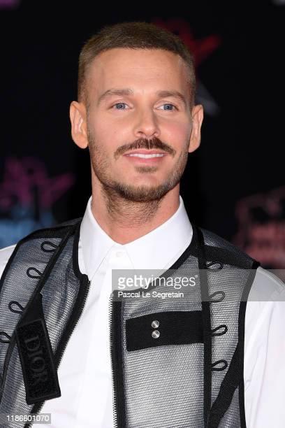 Matt Pokora attends the 21st NRJ Music Awards at Palais des Festivals on November 09 2019 in Cannes France