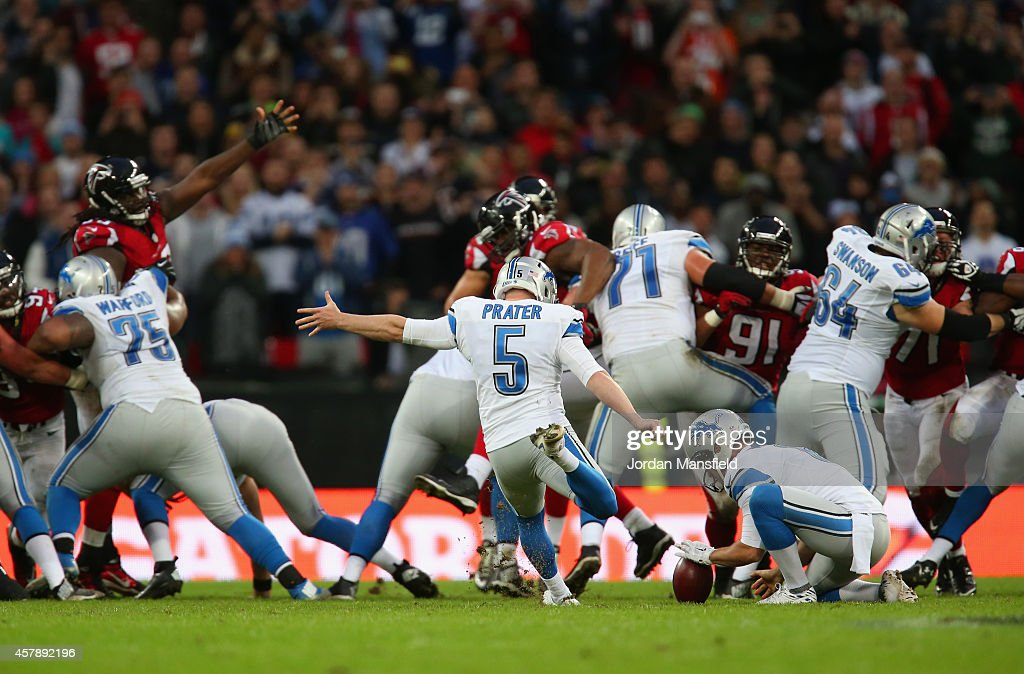 Detroit Lions v Atlanta Falcons : News Photo