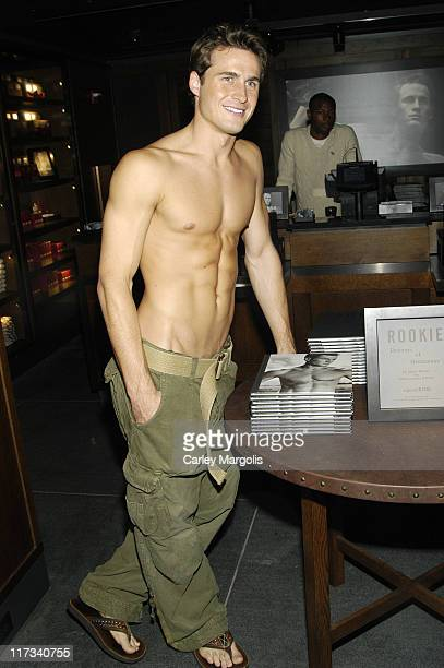 Matt Ratliff during Abercrombie Fitch Store Opening on 5th Avenue in New York City at A F 5th Avenue in New York City New York United States