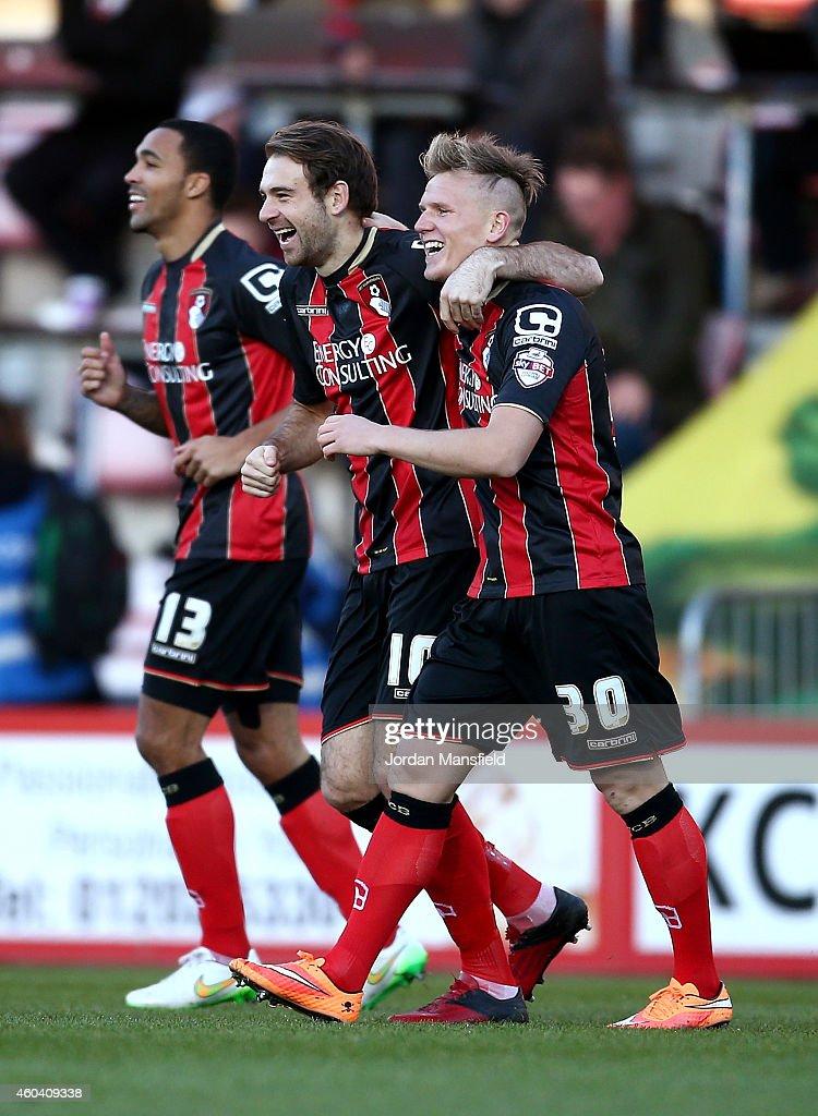 AFC Bournemouth v Cardiff City - Sky Bet Championship