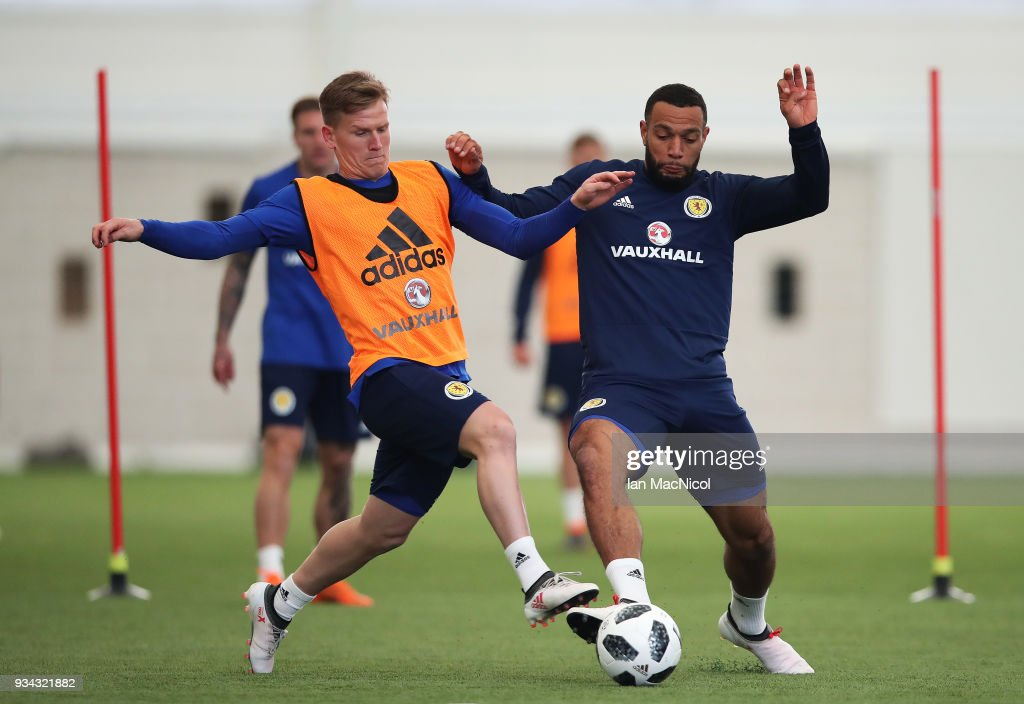 Scotland Training Session