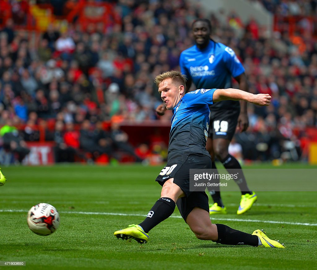 Charlton Athletic v AFC Bournemouth - Sky Bet Championship