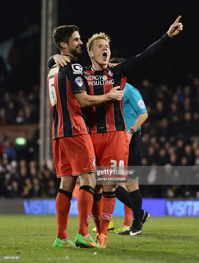 Fulham v AFC Bournemouth - Sky Bet Championship