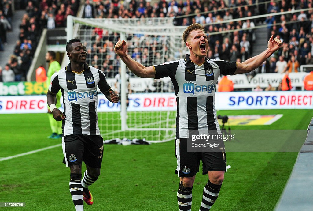 Newcastle United v Ipswich Town - Sky Bet Championship