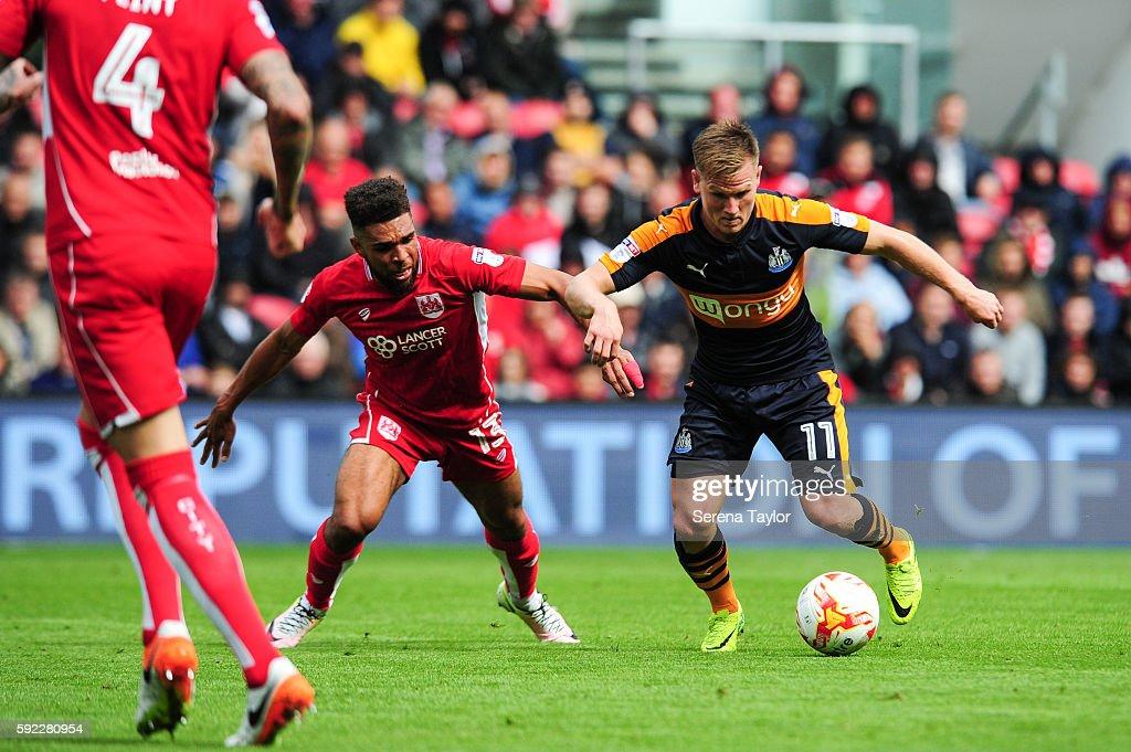 Bristol City v Newcastle United: Sky Bet Championship