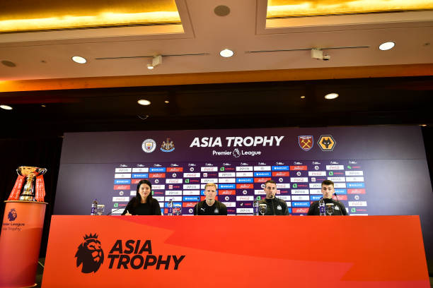 CHN: Premier League Asia Trophy - Previews