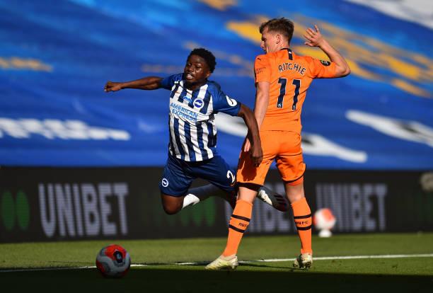 GBR: Brighton & Hove Albion v Newcastle United - Premier League