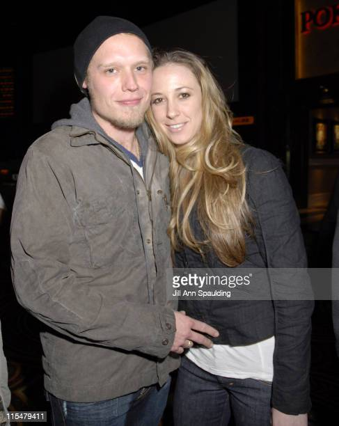 Matt Roberts and Abigail Troy during Birthday Party at Pure Nightclub for 3 Doors Down Band Member Matt Roberts at Pure Nightclub at Ceasar's Palace...