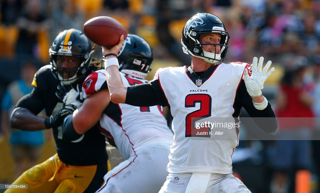 Atlanta Falcons v Pittsburgh Steelers : News Photo