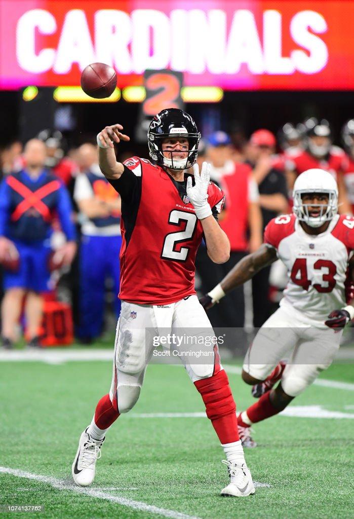 Arizona Cardinals v Atlanta Falcons : News Photo