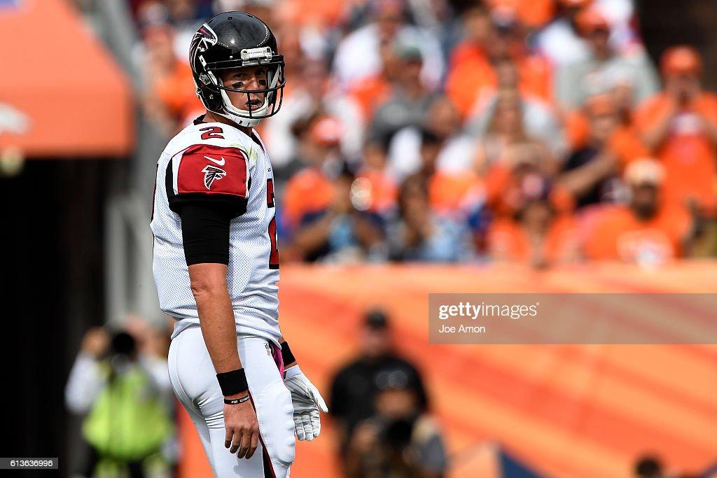 Denver Broncos vs. Atlanta Falcons, NFL Week 5 : News Photo