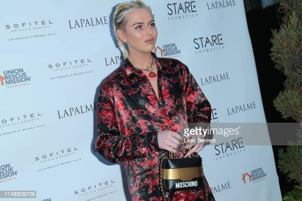 Matt Sarafa attends Lapalme Magazine's Party For Cover Stars Anthony Anderson And Meagan Good at Sofitel Los Angeles At Beverly Hills on April 16...