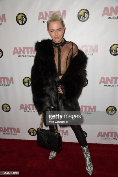 Matt Sarafa attends the Tyra Banks And Ace King Productions Celebrate The Release Of The America's Next Top Model Mobile Game at Avalon on May 3 2018...