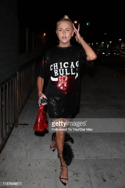 Matt Sarafa is seen on July 24 2019 at Los Angeles