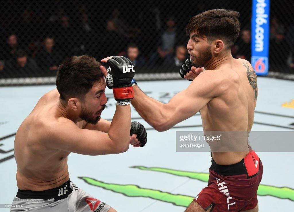 UFC Fight Night: Smolka v Schnell : News Photo