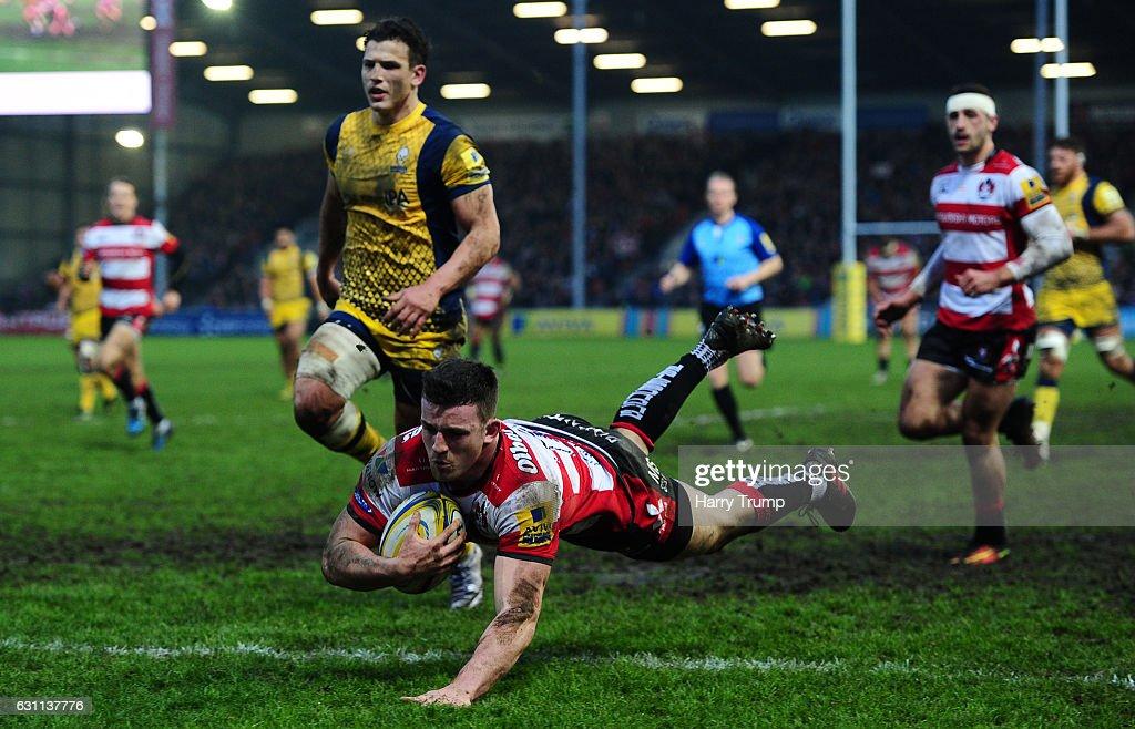 Gloucester Rugby v Worcester Warriors - Aviva Premiership : ニュース写真