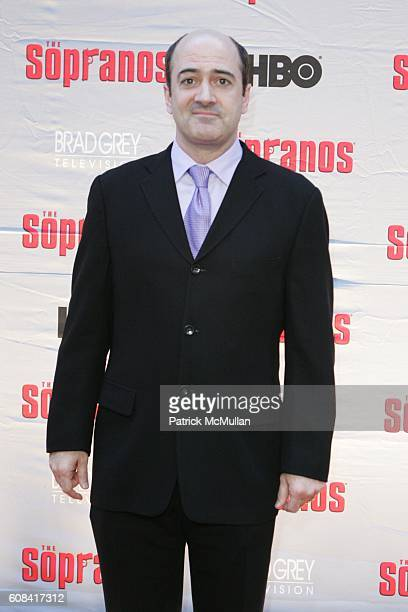 Matt Servitto attends HBO and BRAD GREY TELEVISION Present the World Premiere of the HBO Original Series THE SOPRANOS at Radio City Music Hall on...