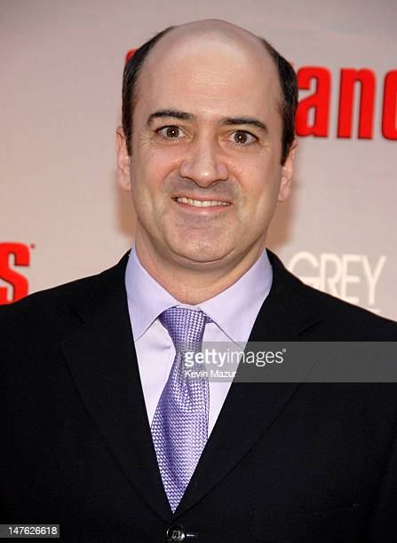 Matt Servitto during The Sopranos Final Season World Premiere Red Carpet at Radio City Music Hall in New York City New York United States