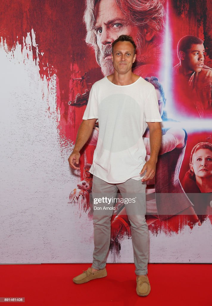 Star Wars: The Last Jedi Sydney Screening - Arrivals